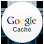 فحص موقعك في  ذاكرة تخزين جوجل المؤقت